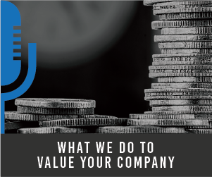 #2 What we do to Value Your Company